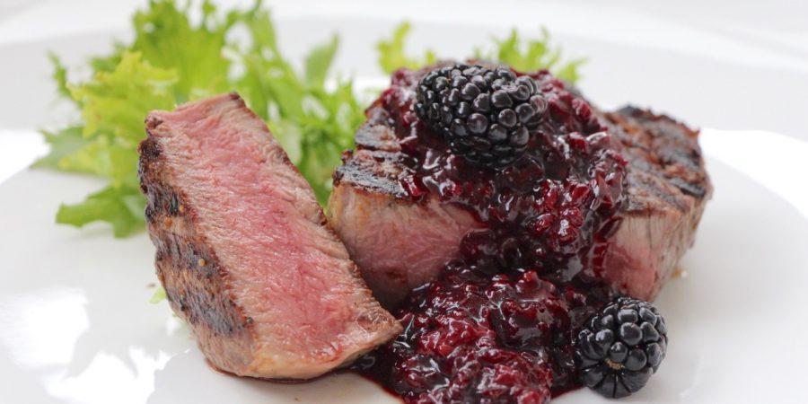 beef blackberry bbq sauce