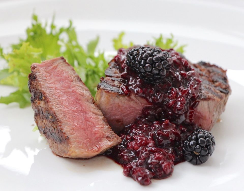 beef blackberry bbq sauce