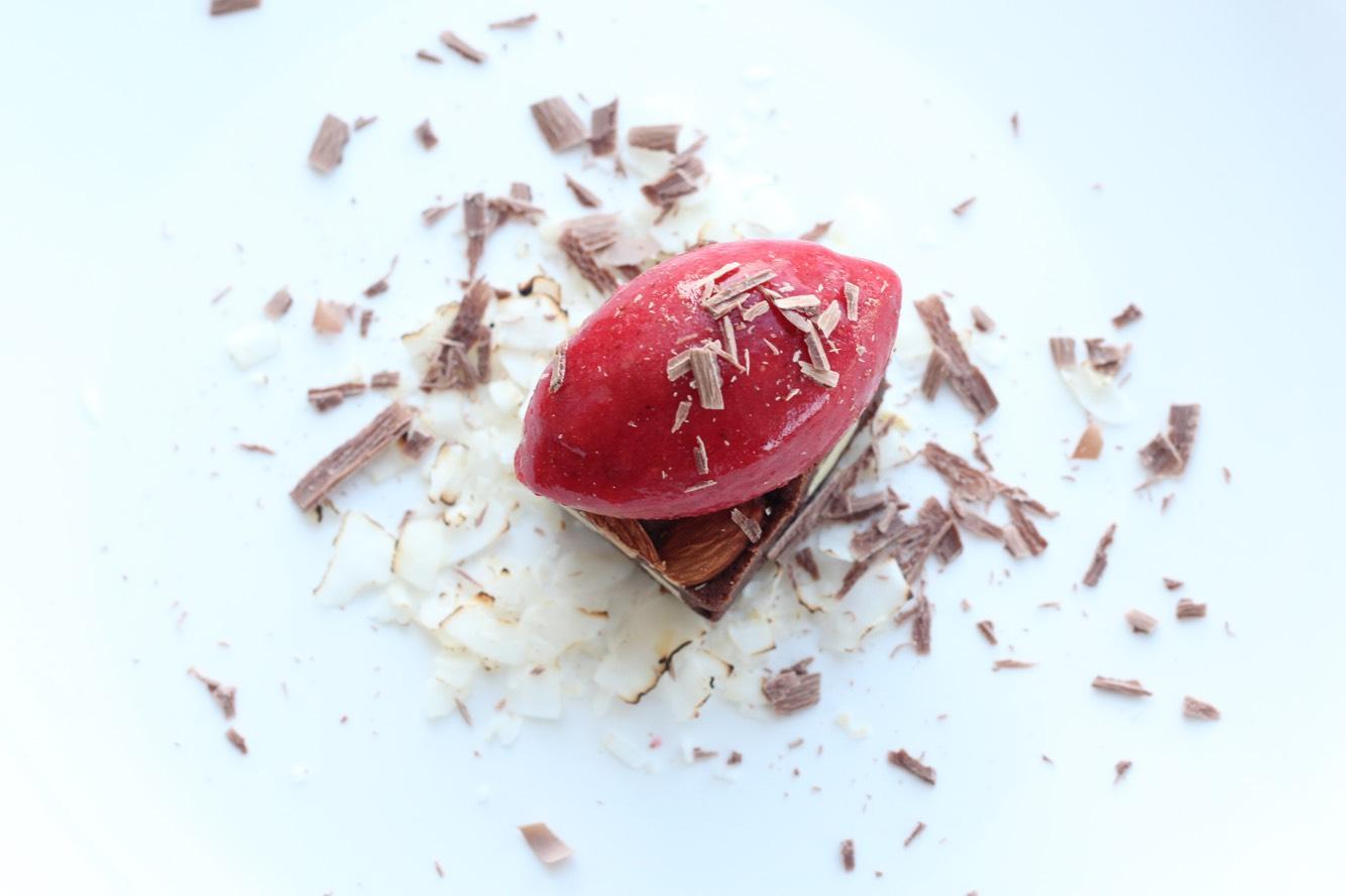 cherry-sorbet