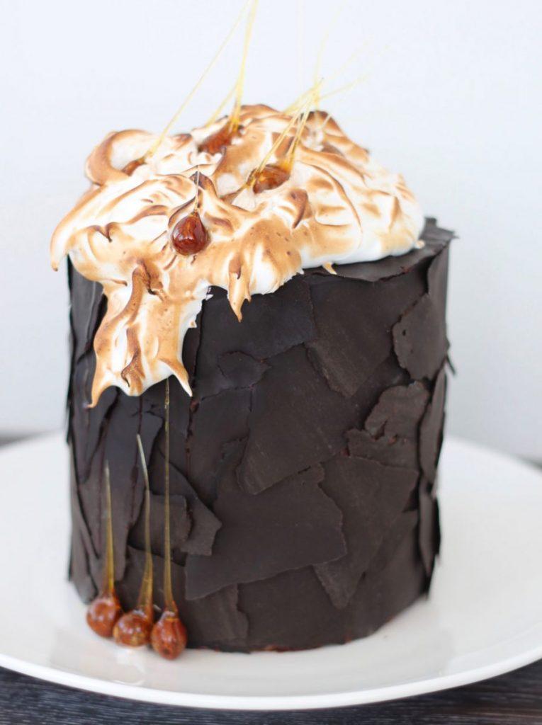men guys cake modelling chocolate